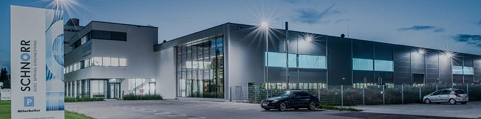 Imprint - Schnorr GmbH